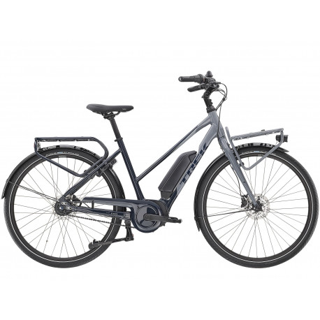 Vélo Electrique TREK District+ 2 Stagger