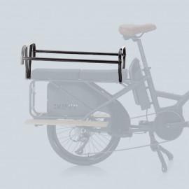 Barres de sécurité pour Vélo Cargo Kiffy Secure Bars