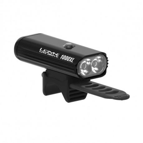 Phare LED Lite Drive XL 1000L - Lezyne
