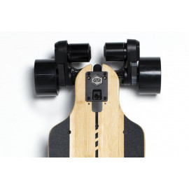Longboard Electrique EVOLVE GTR Bambou 2&1