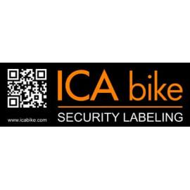 Marquage antivol vélo certifié ICA Bike