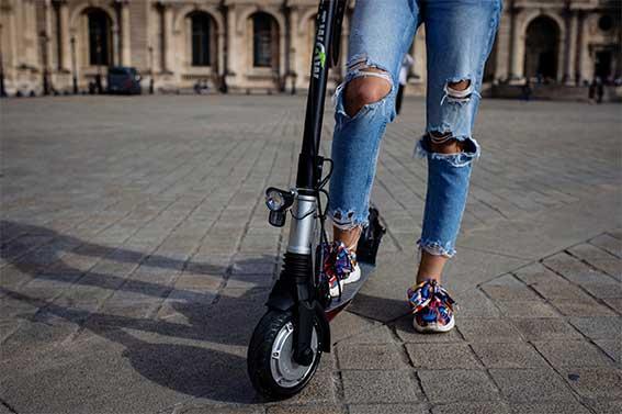 Roues trottinette électrique E-TWOW Booster Plus German Edition